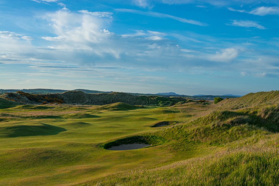 Miles Of Golf >> County Louth Golf Club, Drogheda, Ireland - Albrecht Golf ...