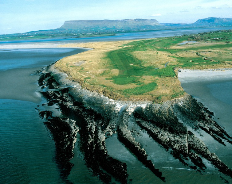 County Sligo Golf Club, Rosses Point, Ireland - Albrecht ...