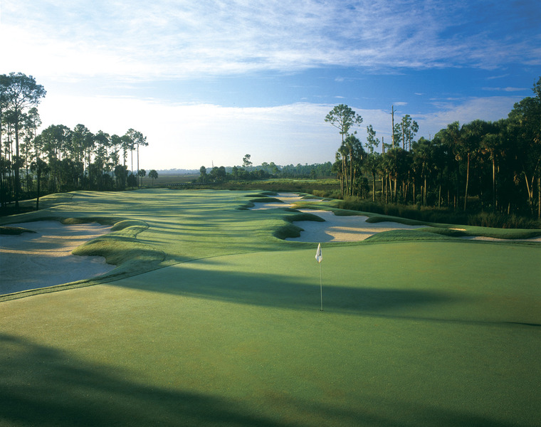 Creek Course At Hammock Dunes Palm Coast Fl Albrecht