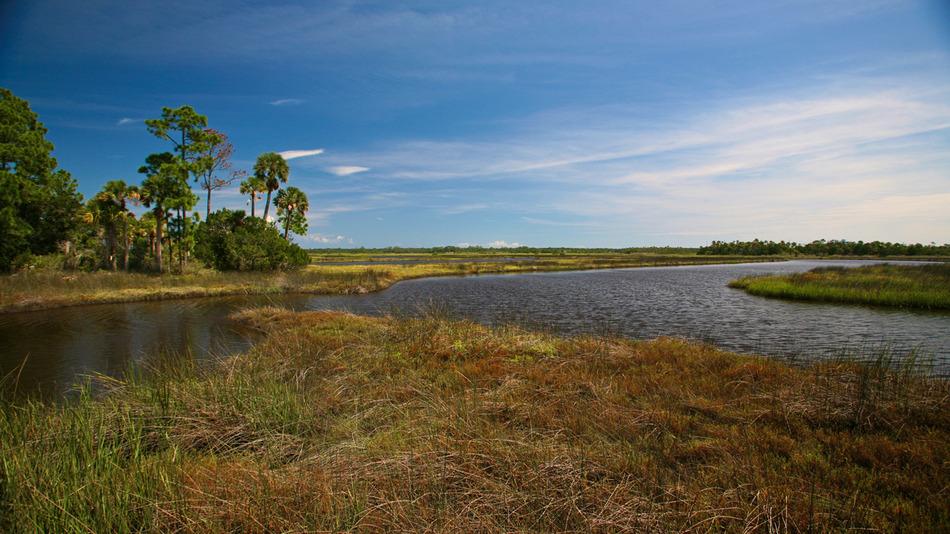 Creek Course at Hammock Dunes, Palm Coast, FL - Albrecht ...