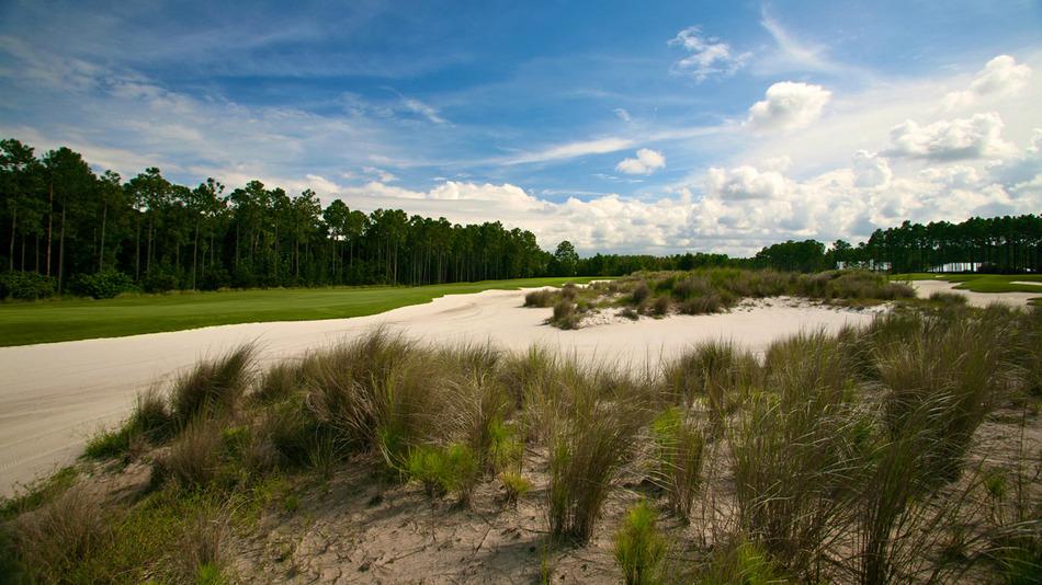 Creek Course At Hammock Dunes Palm Coast Fl Albrecht