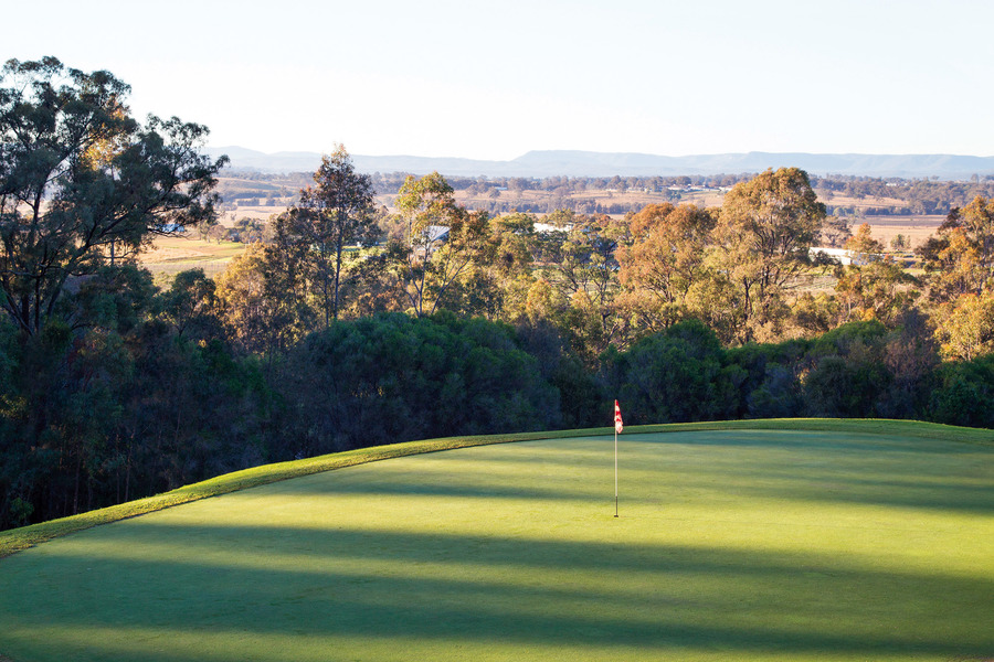 cypress lakes golf club pokolbin australia albrecht. Black Bedroom Furniture Sets. Home Design Ideas