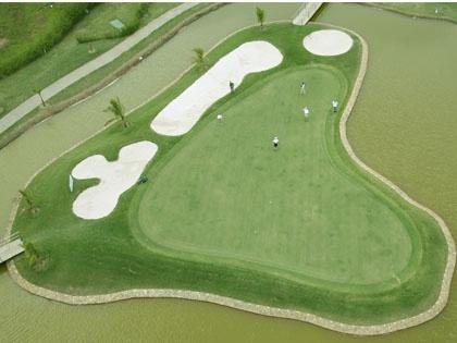 Damha Golf Club, São Carlos, Brazil - Albrecht Golf Guide