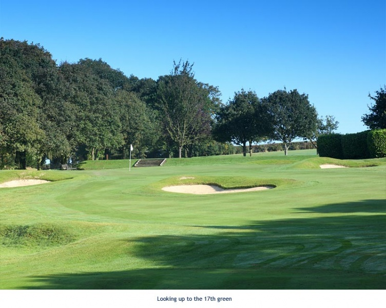 Denham Golf Club Tileshouse Lane UB9 5DE Denham Buckinghamshire