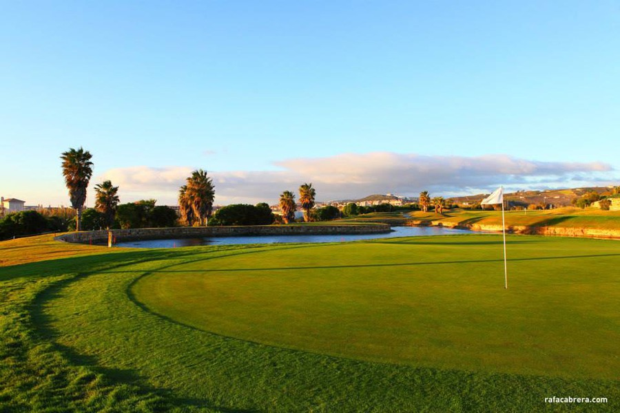 Doña Julia Golf Club, Casares Costa, Spain - Albrecht Golf
