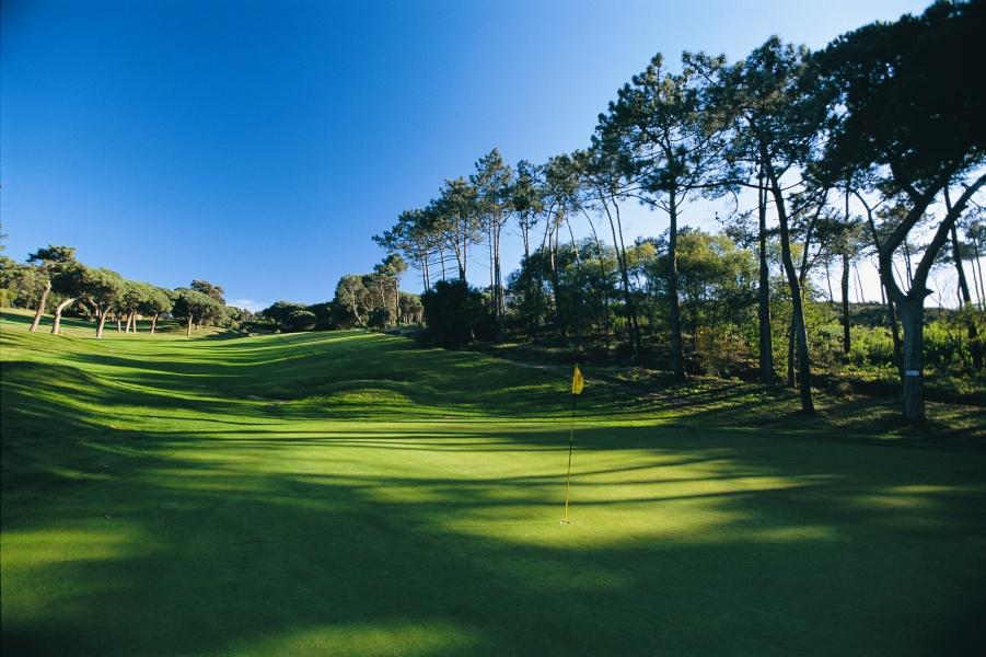 Estoril Pal U00e1cio Golf Course  Estoril  Portugal