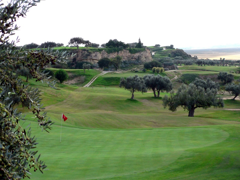 golf course. Flamingo Golf Course, Monastir