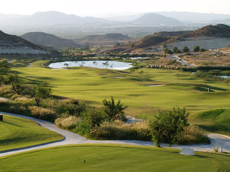 font del llop golf resort  monforte del cid  spain
