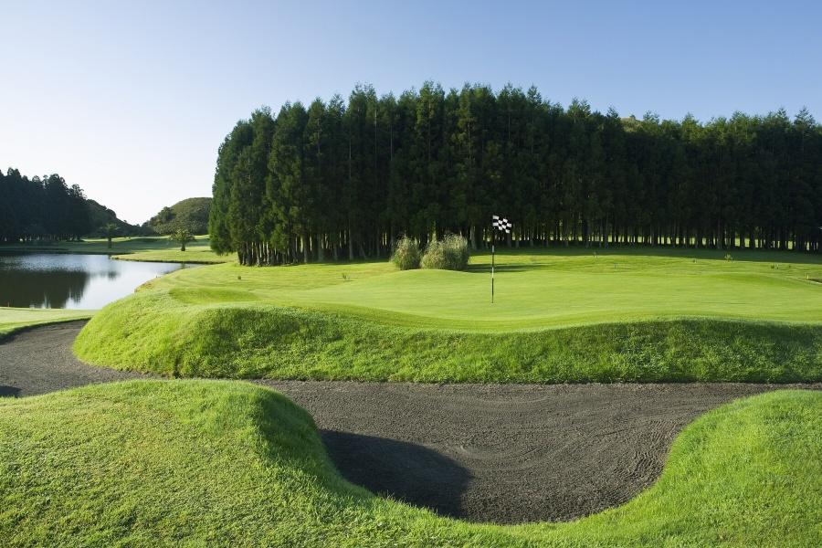 Furnas Golf Course Furnas Sao Miguel Island Azoren Portugal Albrecht Golf Guide