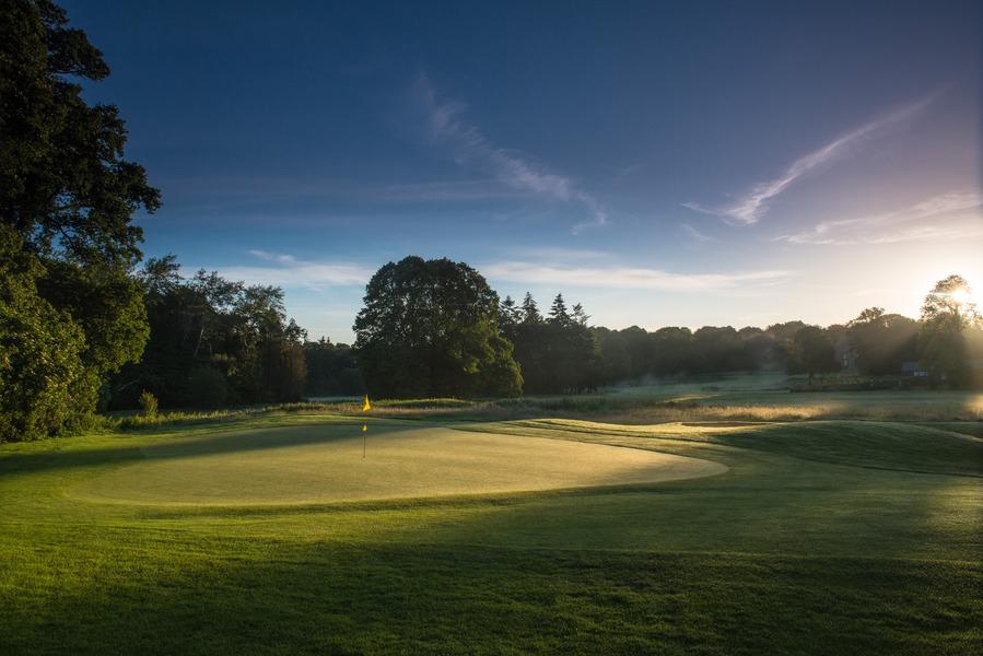 Galgorm Castle Golf Club, Ballymena, United Kingdom