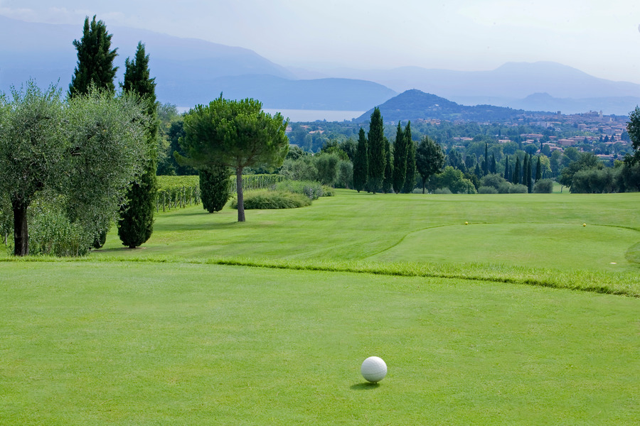 Gardagolf Country Club, Soiano del Lago, Brescia, Italy