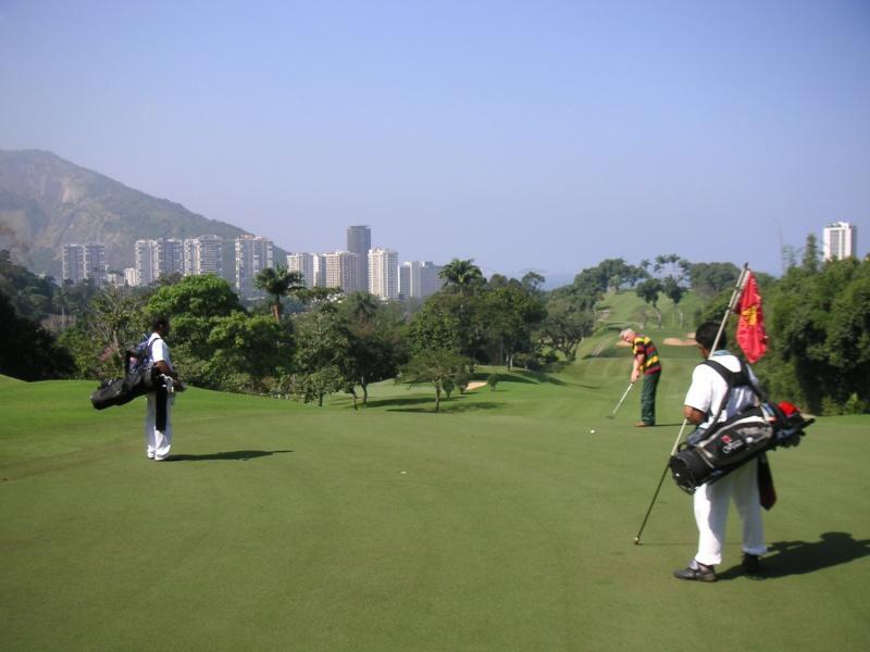 Gavea Golf Amp Country Club Rio De Janeiro Brazil