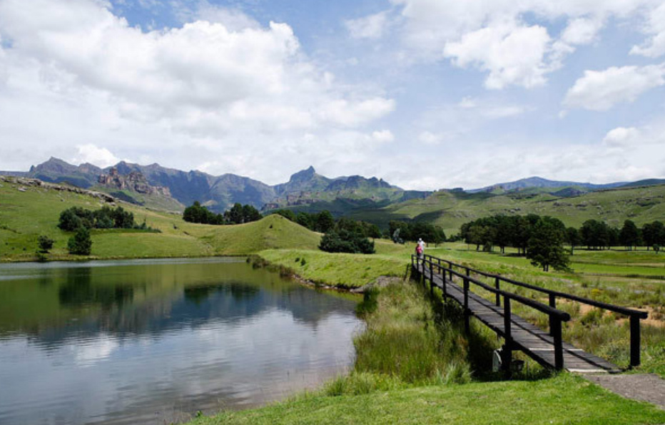 Underberg South Africa  city images : Glengarry Country Club, Underberg, South Africa Albrecht Golf Guide ...