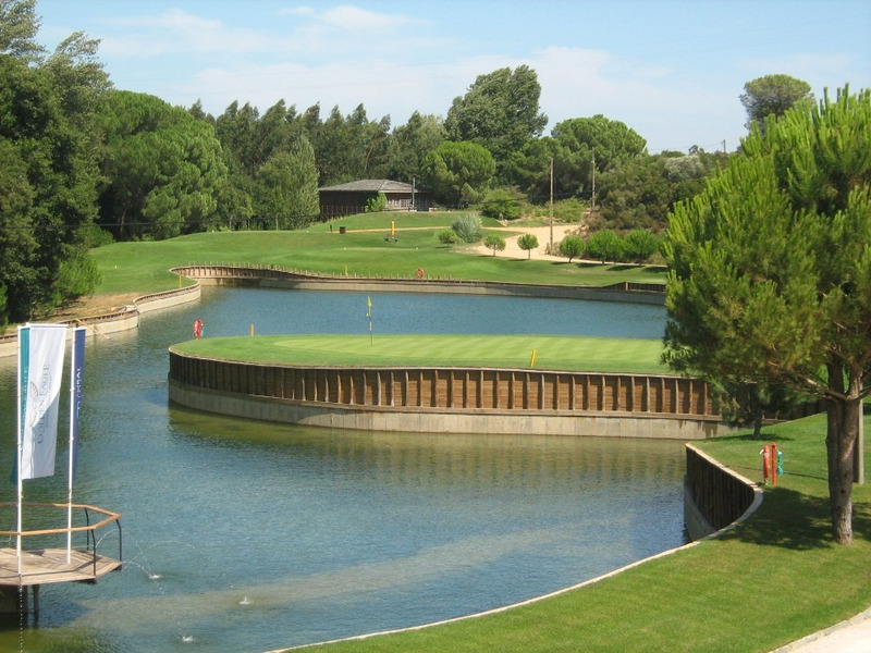 Golden Eagle Country Club: Golden Eagle Residence & Golf Resort, Rio Maior, Portugal