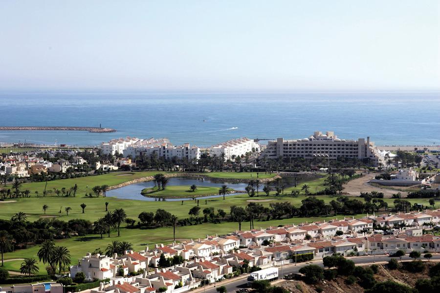 Golf almerimar el ejido almer a spanien albrecht golf - El ejido almeria ...