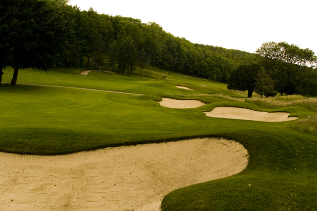 Golf At Goodwood Golf Club Downs Course Chichester