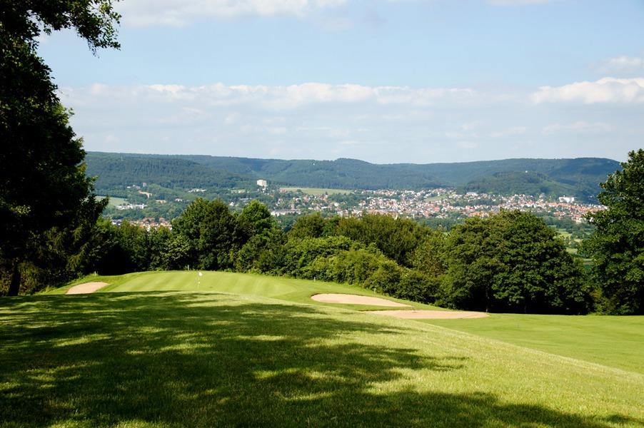 Golf-Club Bad Pyrmont e.V., Lügde - Albrecht Golf Führer