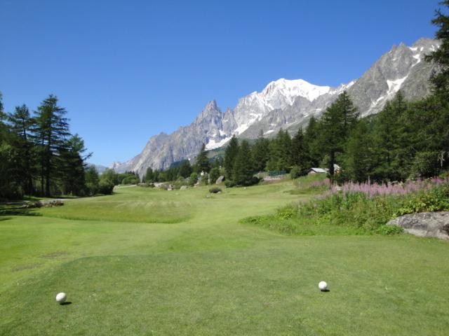 golf club courmayeur et grandes jorasses courmayeur