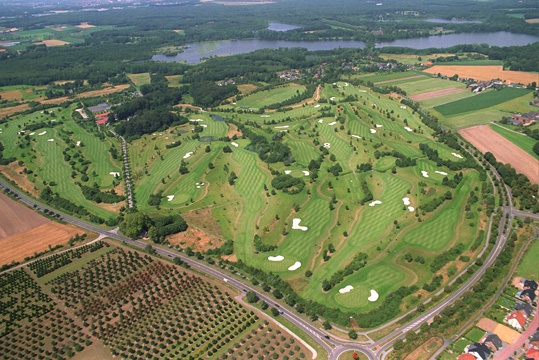 Golf Club Haus Bey E V Nettetal Albrecht Golf Guide