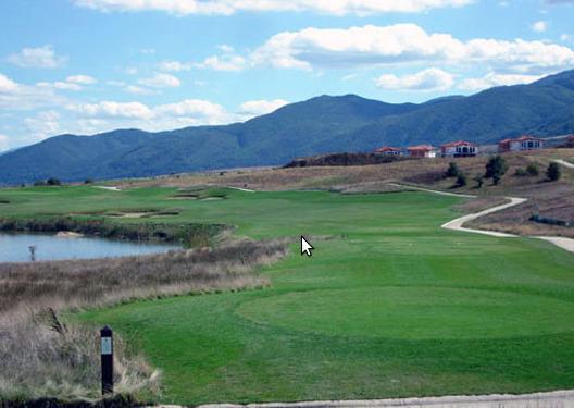 Golf Club Ibar Dolna Banya Bulgaria Albrecht Golf
