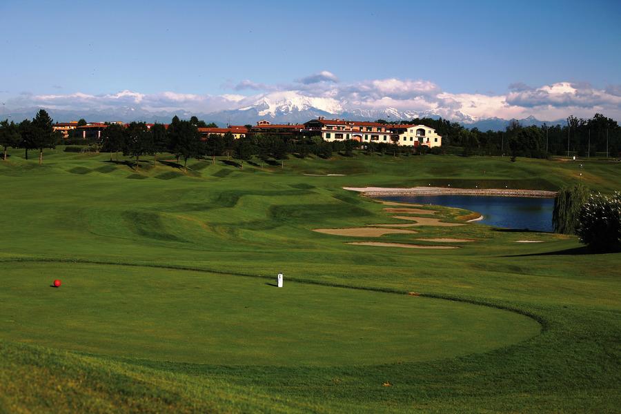 Golf Club Le Robinie, Solbiate Olona, Italy - Albrecht Golf