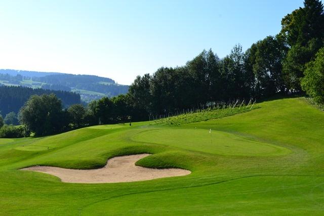 Golf club oberstaufen e v oberstaufen albrecht golf guide for Oberstaufen golf