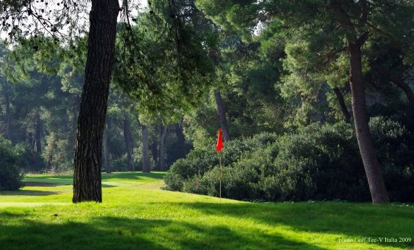 Golf Club Riva dei Tessali - Metaponto, Castellaneta