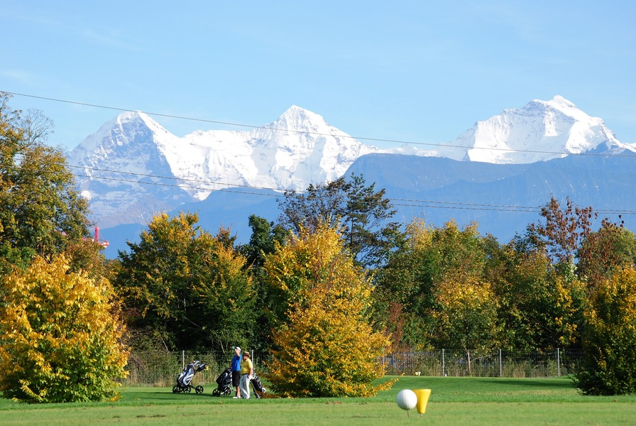 Golf Club Thunersee Thun Switzerland Albrecht Golf Guide