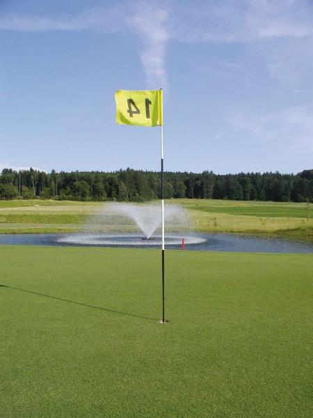Golf Course Clubhouse Interior Design Ideas: Golf Club Vuissens, Vuissens, Switzerland