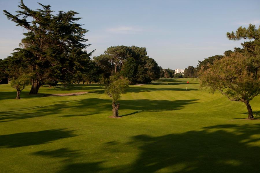 Golf De Biarritz Le Phare Biarritz France Albrecht Golf Guide