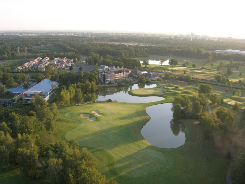 Ardon France  city photos : Golf de Limere, Ardon, France Albrecht Golf Guide