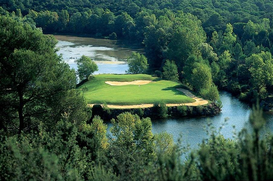 Golf De Saint Endr 233 Ol La Motte En Provence France