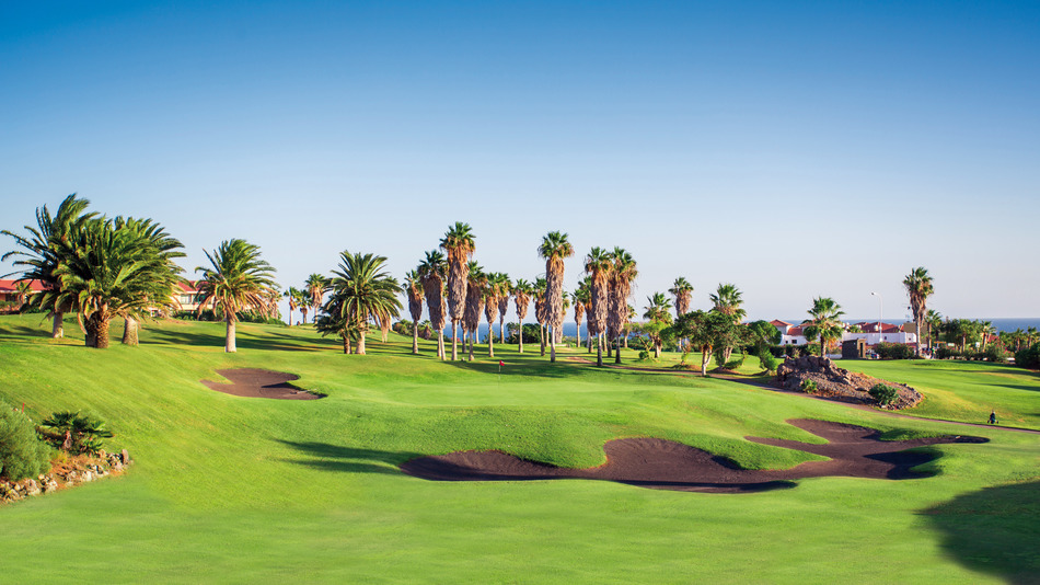 Golf Del Sur Golf Del Sur Tenerife Canary Islands