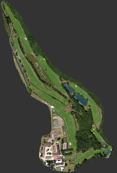 38++ Chateau les merles golf course ideas in 2021