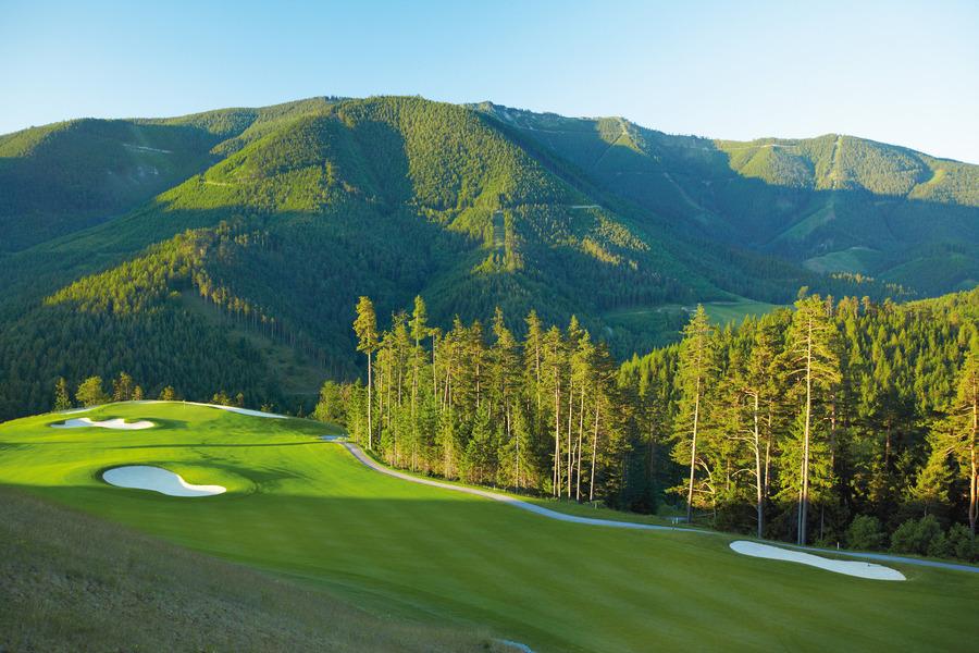 Golfclub Adamstal Franz Wittmann, Ramsau, Austria - Albrecht