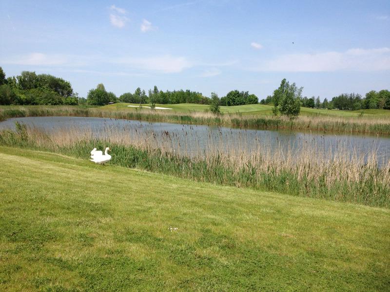Golfclub Dorhout Mees, Biddinghuizen, Niederlande ... Golfclub Zeewolde