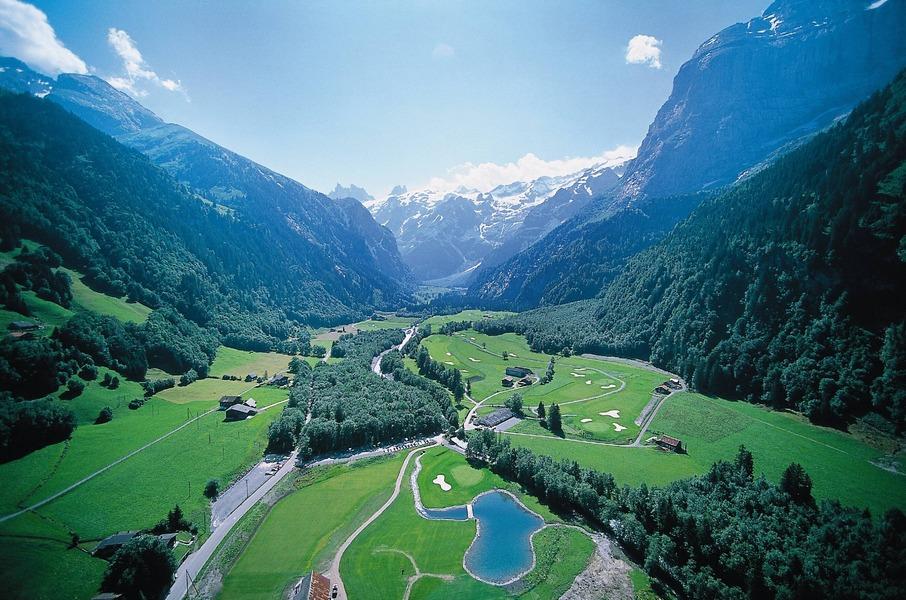 Golfclub Engelberg Titlis Engelberg Switzerland Albrecht Golf Guide