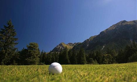 Golfclub Lenzerheide Lenzerheide Switzerland Albrecht