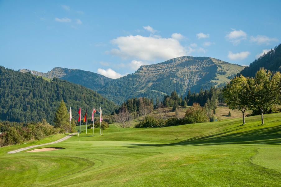 Golfclub oberstaufen steibis e v oberstaufen steibis for Oberstaufen golf