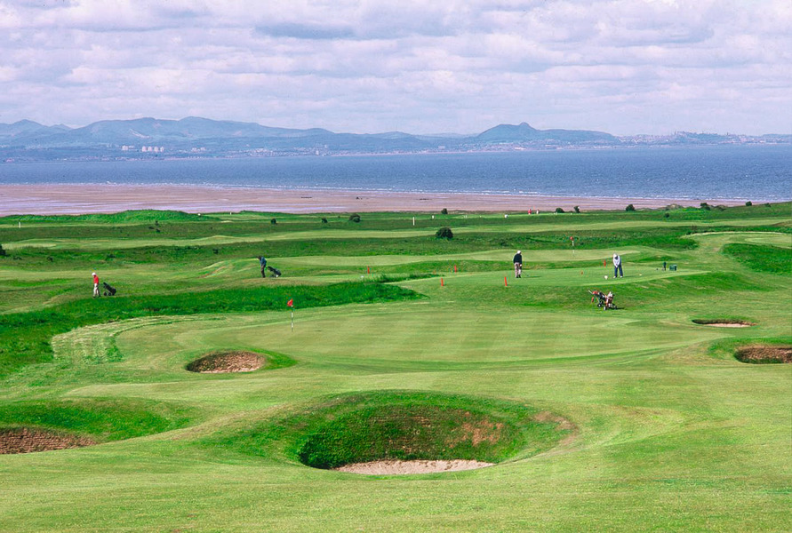 Gullane United Kingdom  City new picture : Gullane Golf Club, Gullane, United Kingdom Albrecht Golf Guide