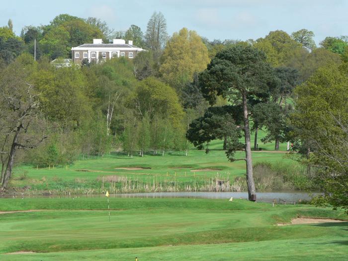Hadley Wood Golf Club Barnet United Kingdom Albrecht