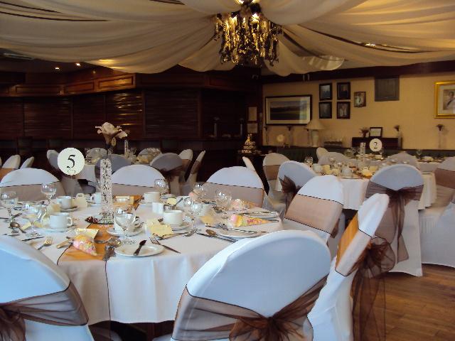 Harwood Golf Club Function Room