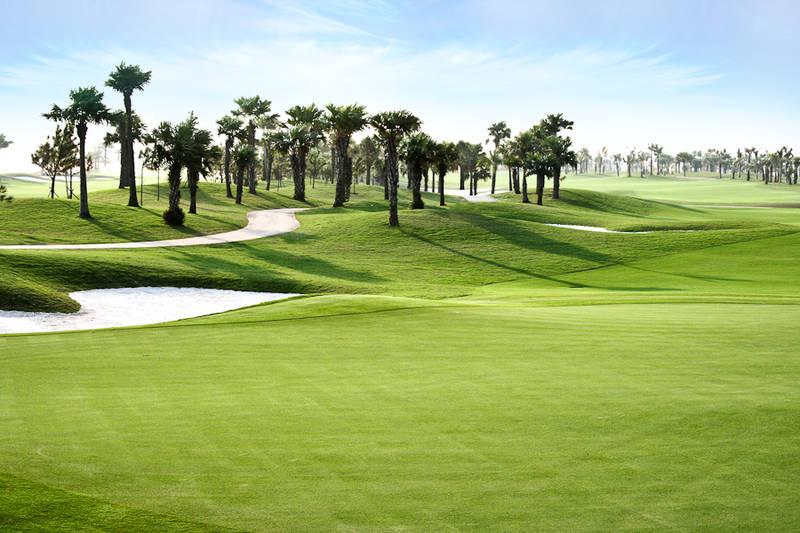 heron lake golf resort vinh yen city vietnam albrecht golf guide. Black Bedroom Furniture Sets. Home Design Ideas