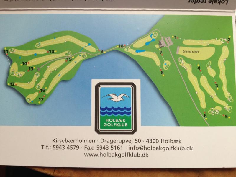 Holbk Golfklub Holbk Denmark Albrecht Golf Guide