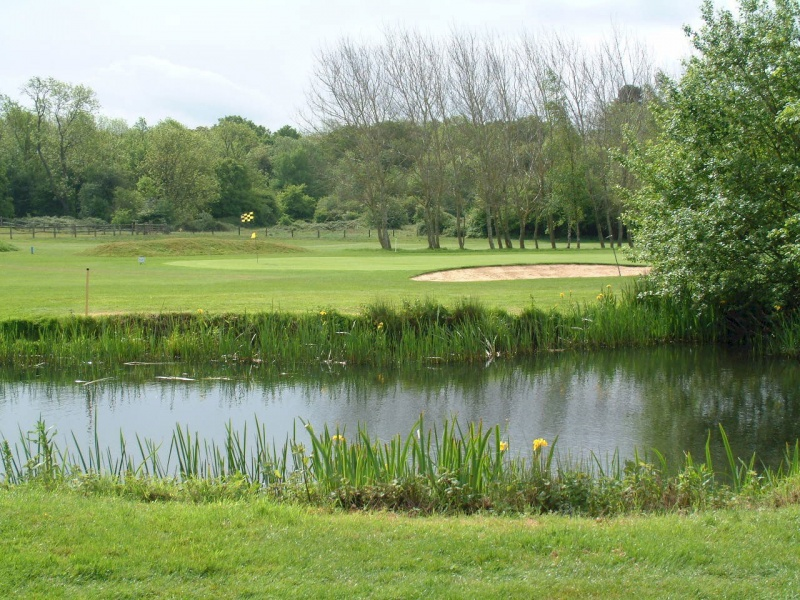 Horsham United Kingdom  City new picture : Horsham Park Golf Club, Horsham, United Kingdom Albrecht Golf Guide ...