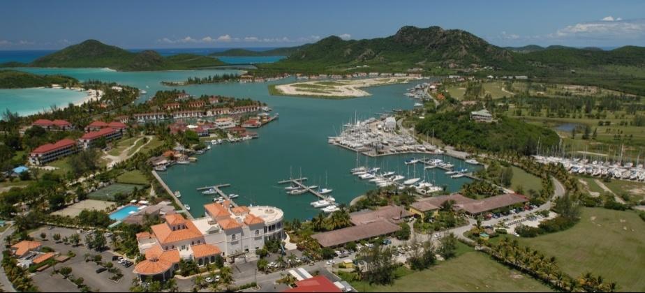 Jolly Harbour Golf Club St John S Antigua And Barbuda Albrecht Golf Guide