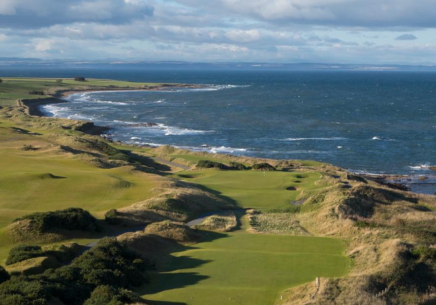 Kingsbarns Golf Links Kingsbarns United Kingdom