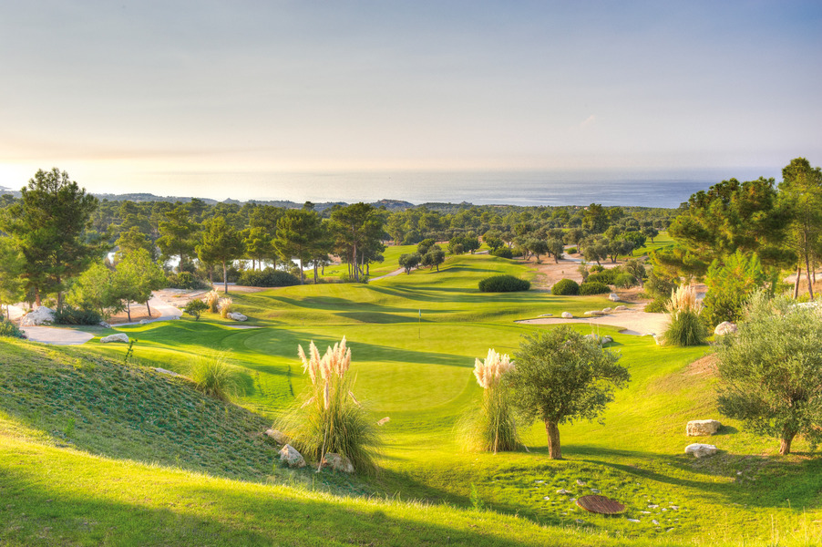 Korineum Golf Amp Beach Resort Kyrenia Cyprus Albrecht
