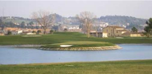 La garriga golf la garriga spain albrecht golf guide - La garriga mobles ...