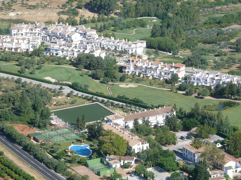 golf resort malaga
